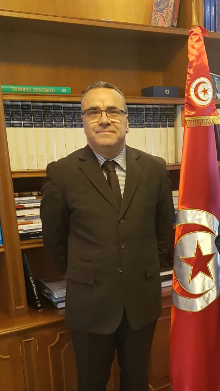 embajor tunez