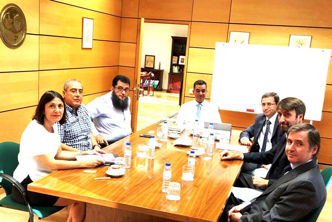 délégation arabie saoudite