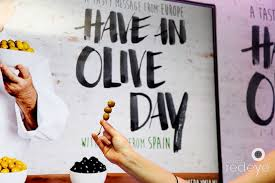 world olive day