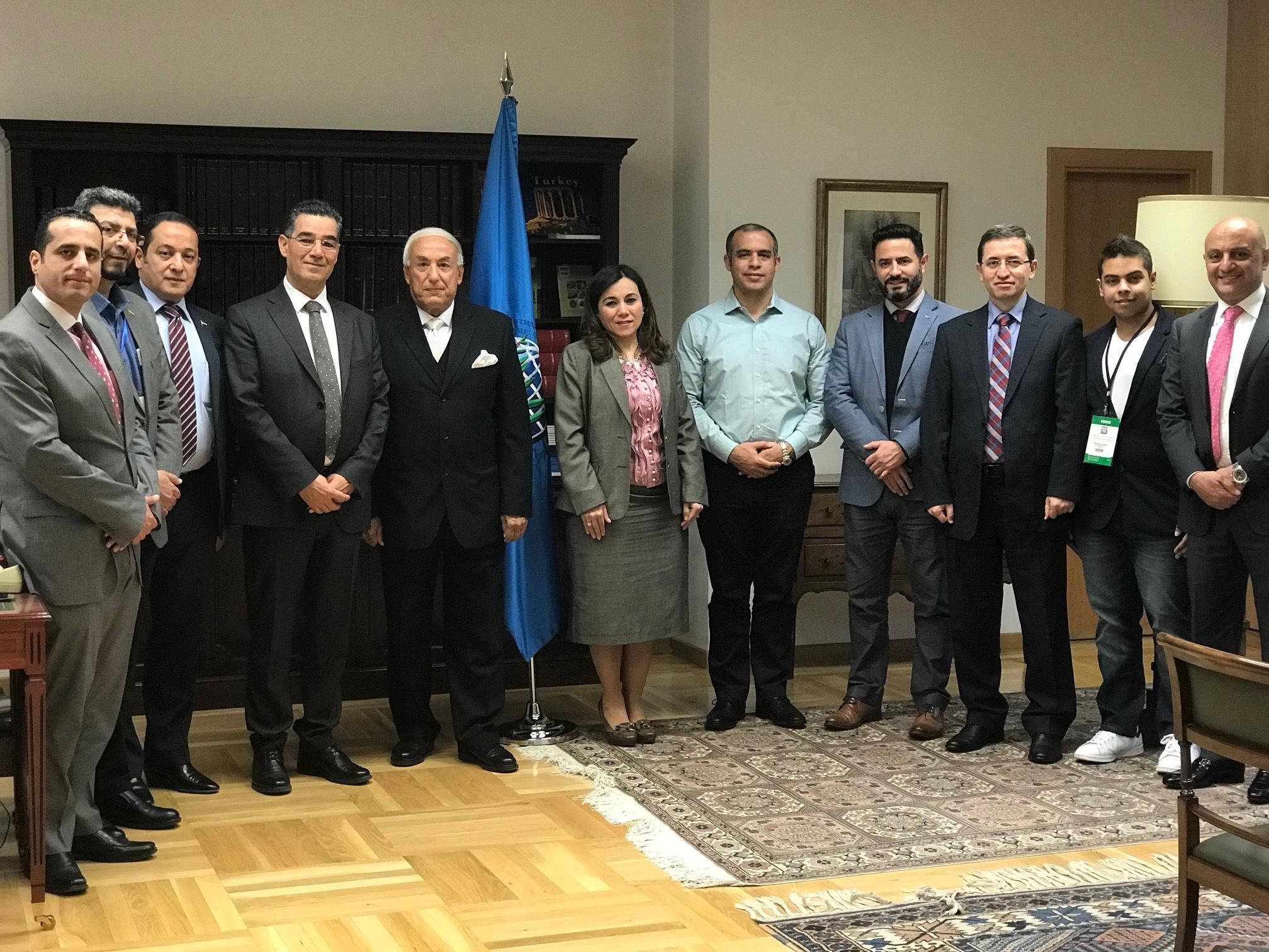 delegazione d'egitto 4