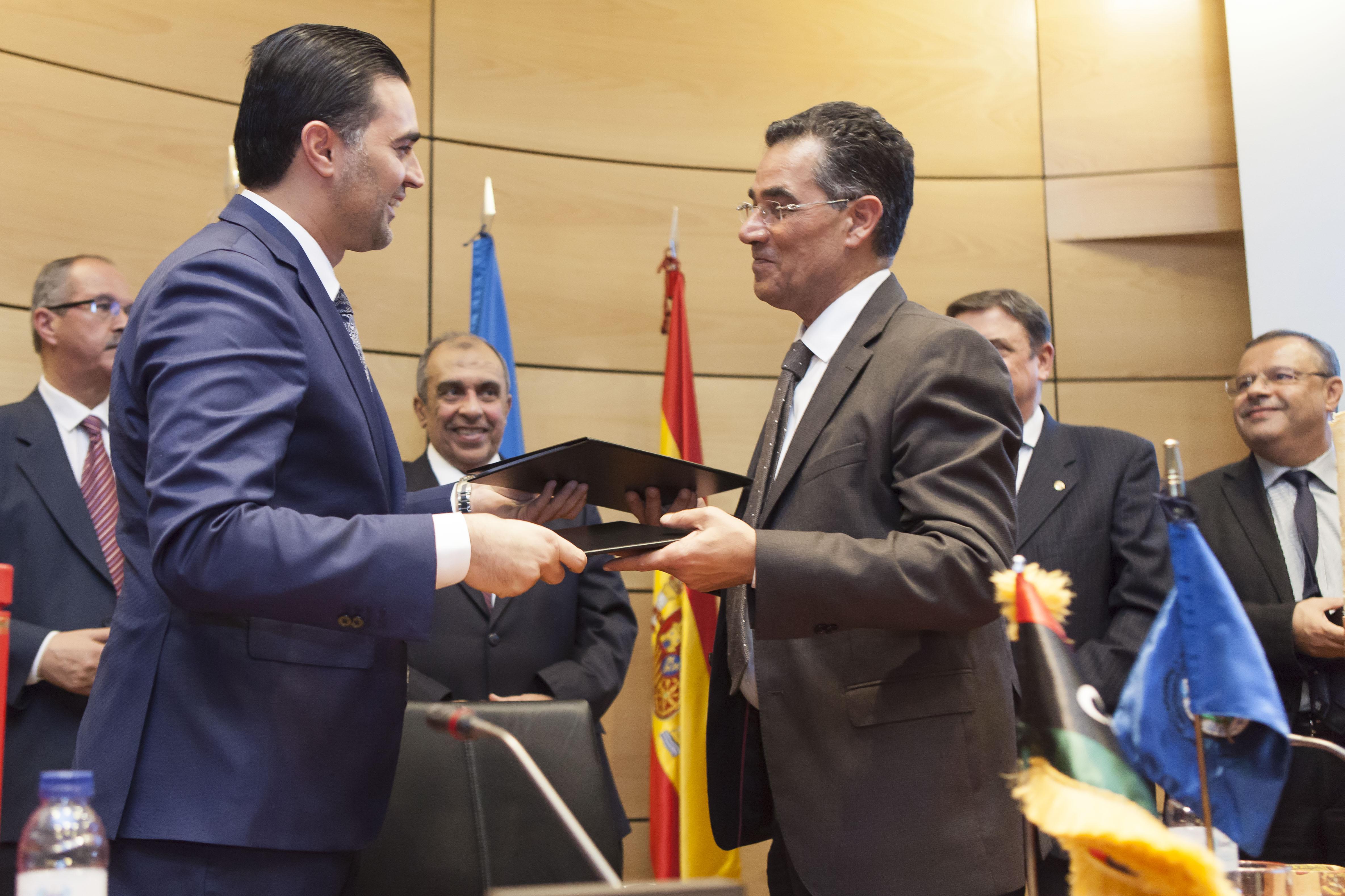 accordo COI e Libia