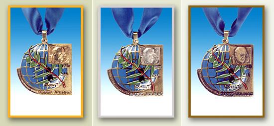 Medallas Mario Solinas