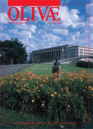 Cover Olivae 114