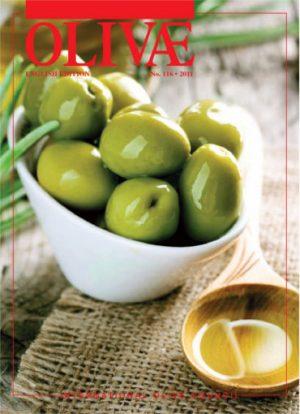 Cover Olivae 116