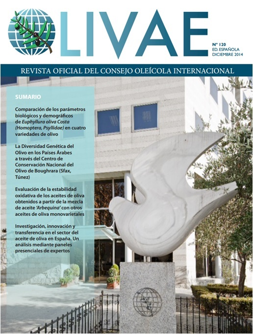 Cover Olivae 120