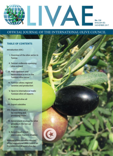 Cover Olivae 124