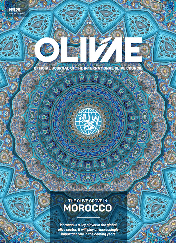 OLIVAE 125 FRENCH EDITION cover